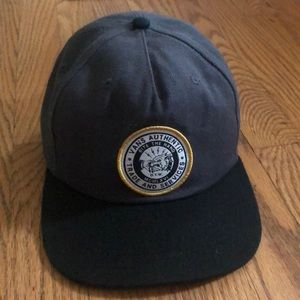dc3c4e8e3f0 Vans Authentic Snapback Hat